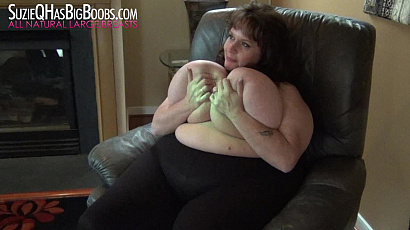 Suzie Sexy BBW Big Boobs