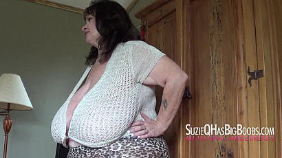Suzie 44K Suckable BBW Boobs
