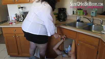 Suzie Big Breasts First Encounter
