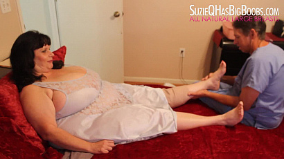 Suzie 44K Big Tits Worship