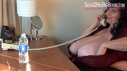 Suzie Beach and Phone Sex