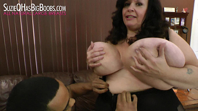 Suzie BBC Big Boobs Play