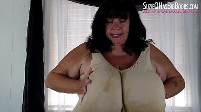Suzie Big Breasts Horny Milf