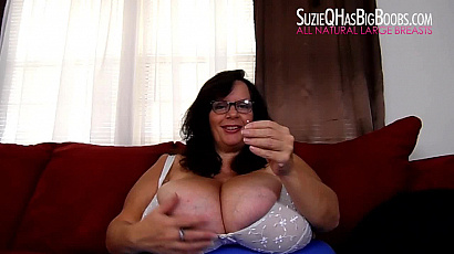 Milf Suzie Q Huge Boobs BBW