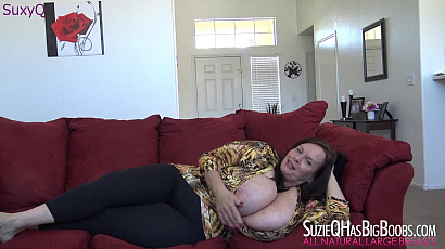 A Sensual Big Boobs Afternoon with Suzie