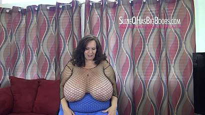 Beautiful Busty Suzie 44K
