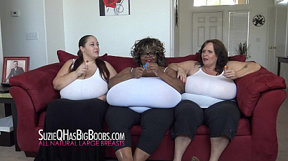 Suzie 44K Norma Stitz and Monique
