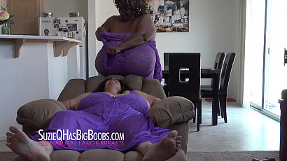 Norma Stitz and Suzie Breasts Dream