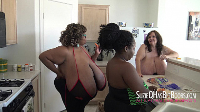 Norma Stitz Suzie 44K and Summer Lashay