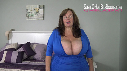 Suzie Being a Mean and Sexy BBW