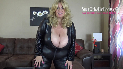 Suzie 44K Big Boobs Swinger