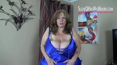 Suzie Sexy Dirty Talking Milf