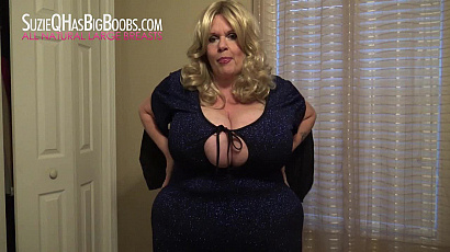 Suzie 44K Busty Mature Temptations