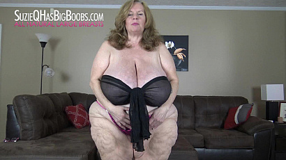 Suzie Milf BBW Dream