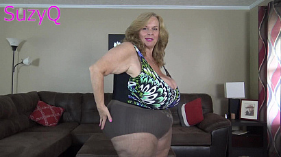SuzieQ Bathing Suit Badness