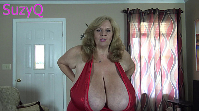 Suzie Sucking Boobs POV