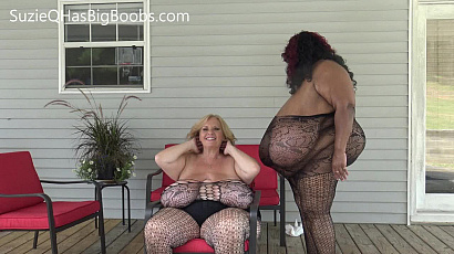 Suzie and Norma Stitz Boob Play