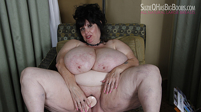 Suzie Horny Big Boobs Milf