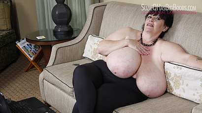Suzie Amazing Big Breasts