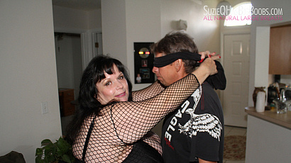 Suzie Tit Smother Mother