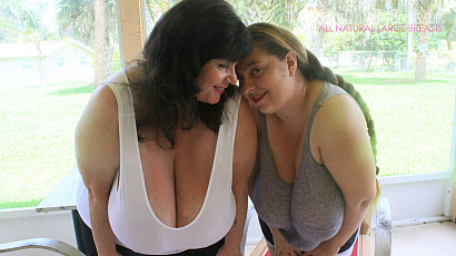 Suzie 44k and April Mckenzie Huge Tits