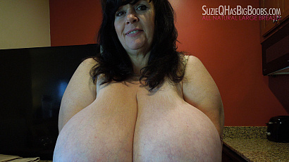 Suzie Full Heavy Breasts