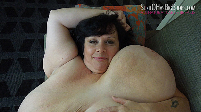 Suzie Big Tits Waits For You