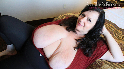 Suzie Getting Boobs Felt Up