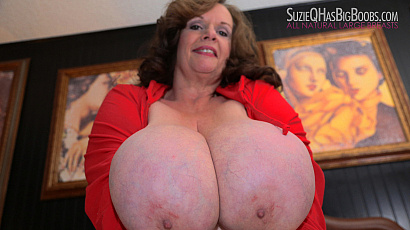 Suzie Says Fuck My Pillows
