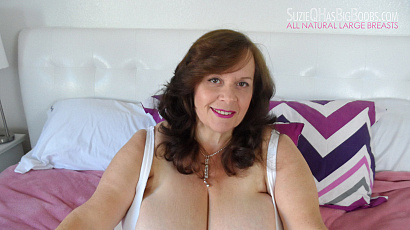 Suzie Says Take Me Hard