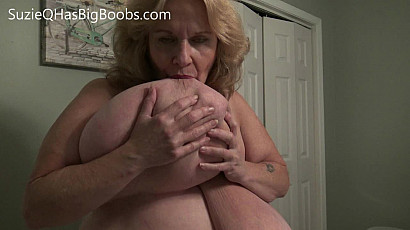 Suzie Sucks her Succulent Fun Bags