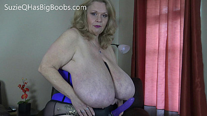 Suzie Strap On Dildo Dom