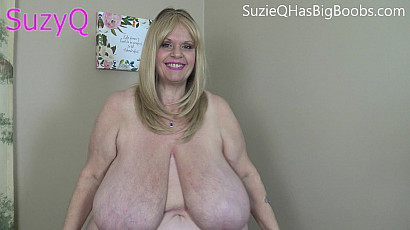 Suzie 44K Swimsuit Try Outs