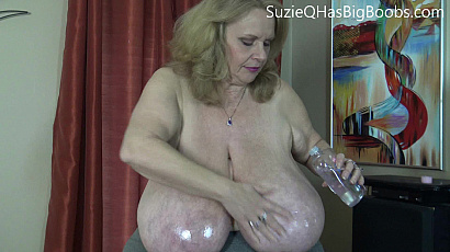 Suzie Milf Dreams Make you Cum