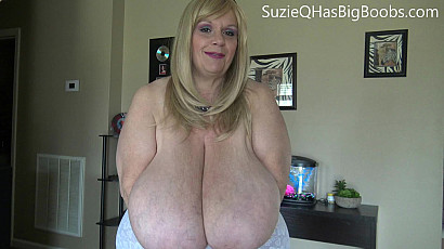 Suzie Silky Soft Super Saggers