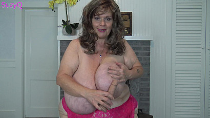 Suzie Wants You to Fuck Her Nipples