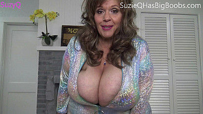 Auntie Suzie Wants You