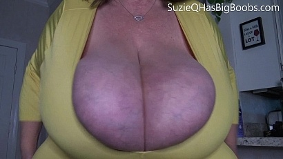 Suzie 44K Long Cleavage