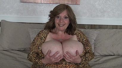 Suzie Step Mom Drains Your Balls