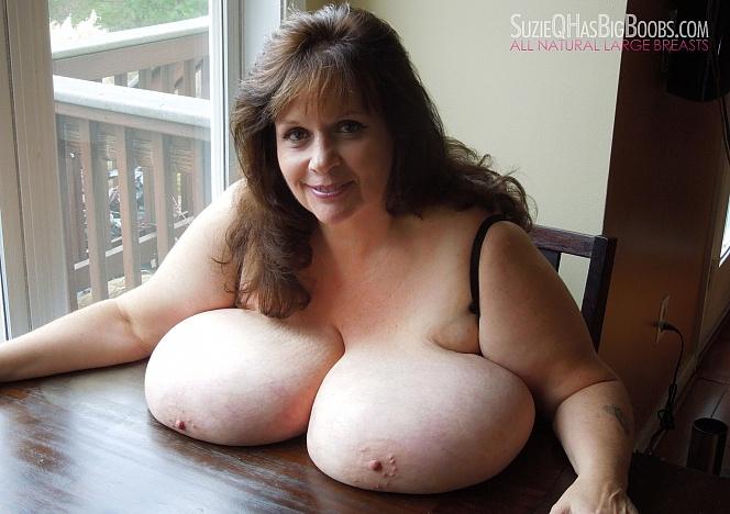 Suzie big tits